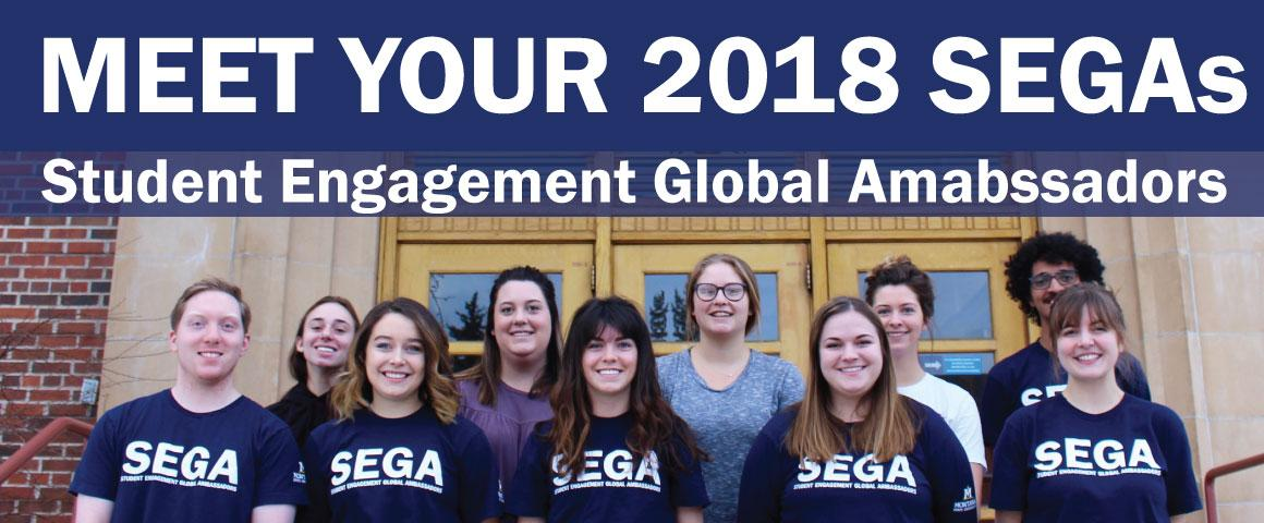 Spring 2018 SEGAs