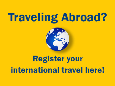 International Travel Registry Link