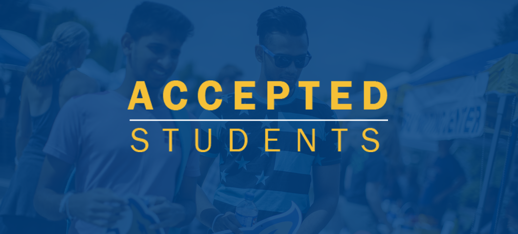 Accepted Students Image Banner