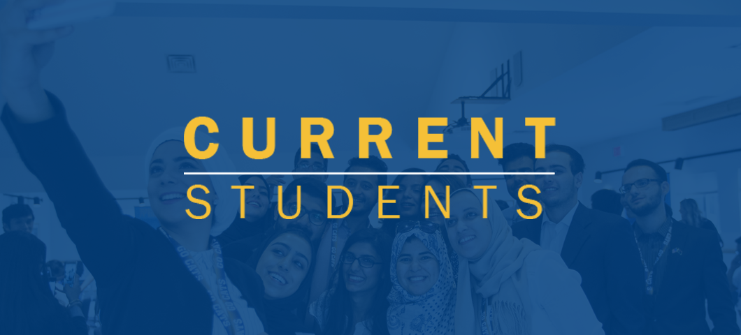 Current Students Image Banner