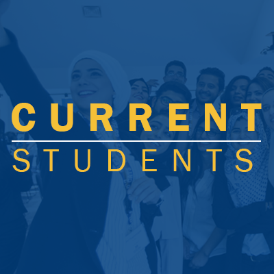 Current Students Tab