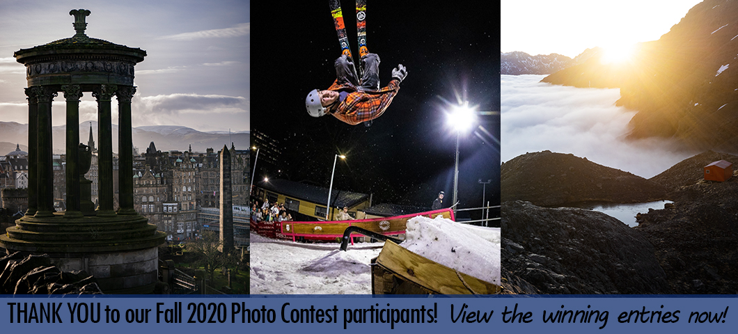Thank for to our fall 2020 photo contest participants!