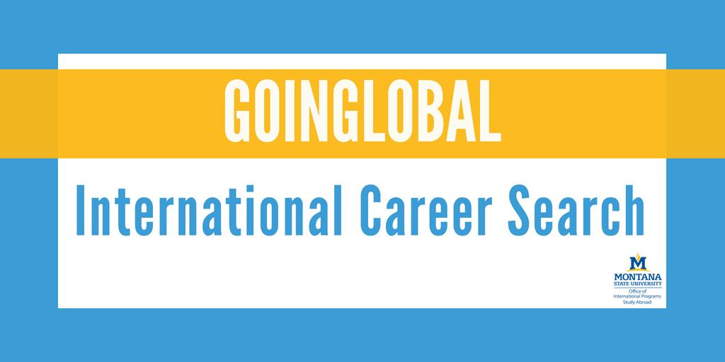 Click to find your international job.