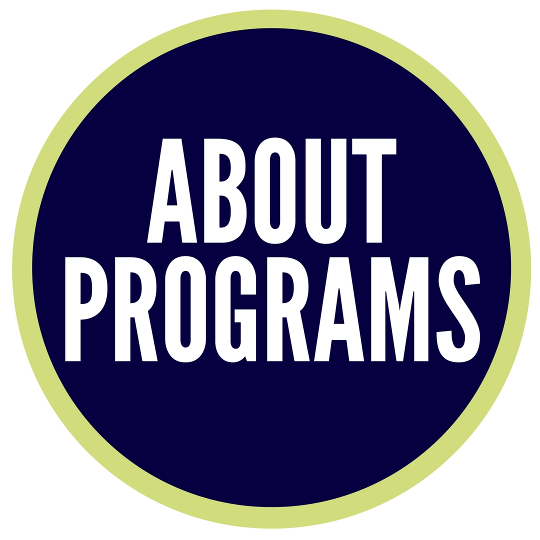 about programs
