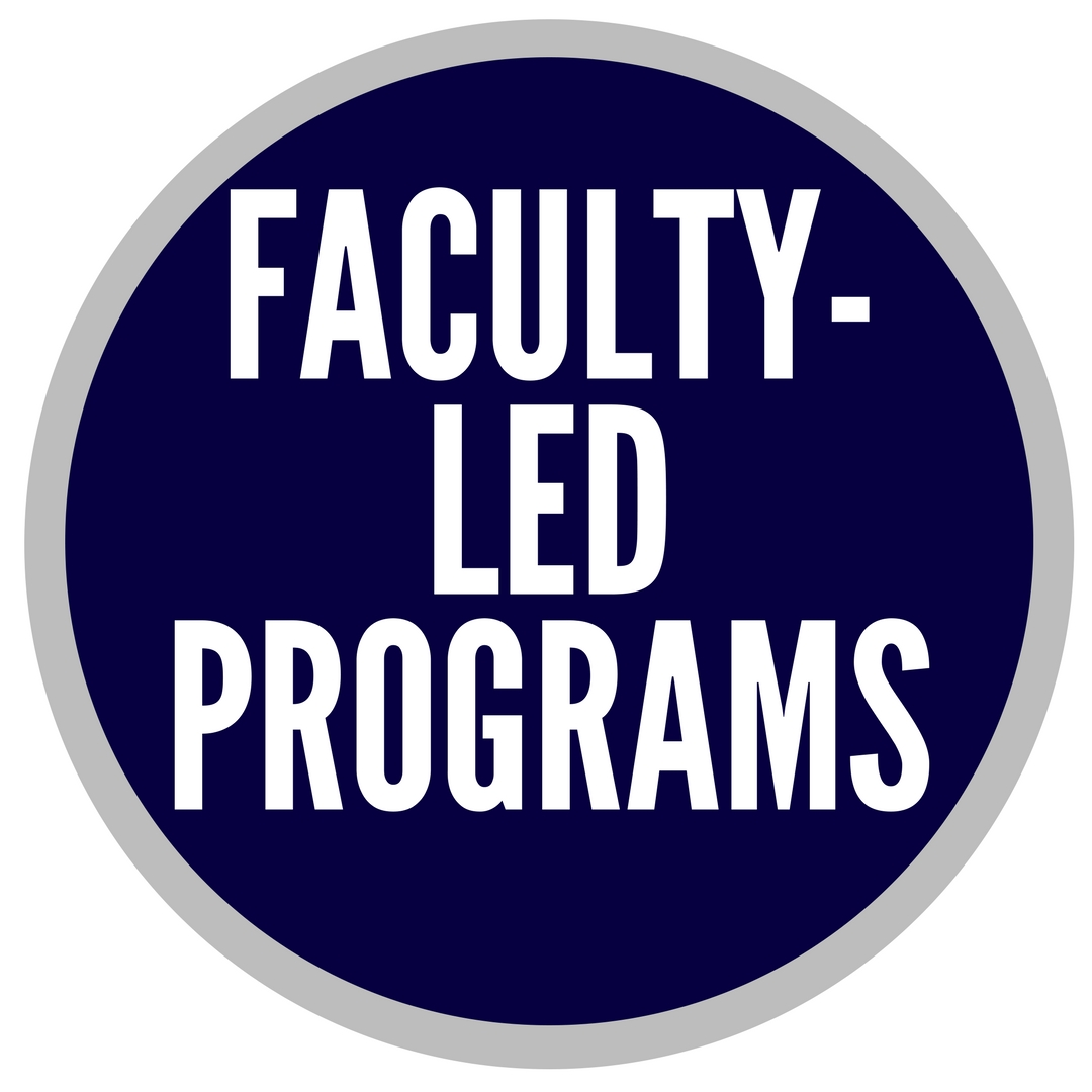 MSU FACULTY LED PROGRAMS