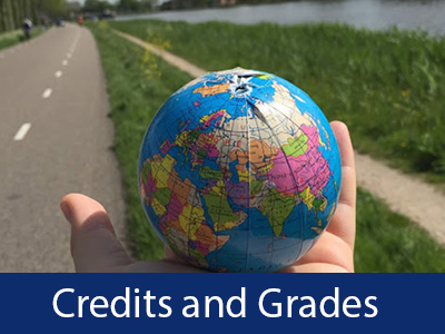 Study Abroad Credits and grades