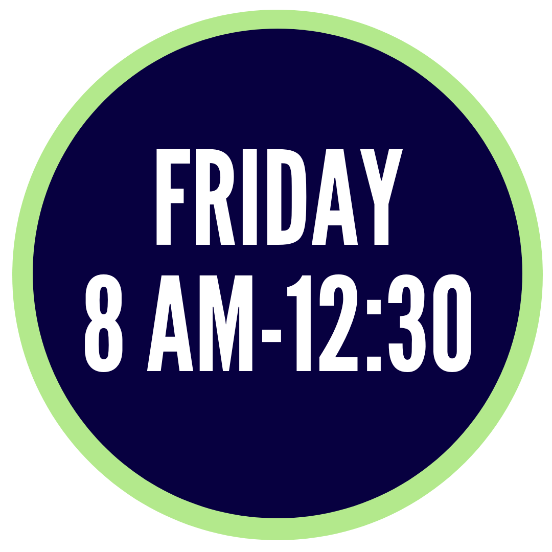 fall 2018 advising Friday hours