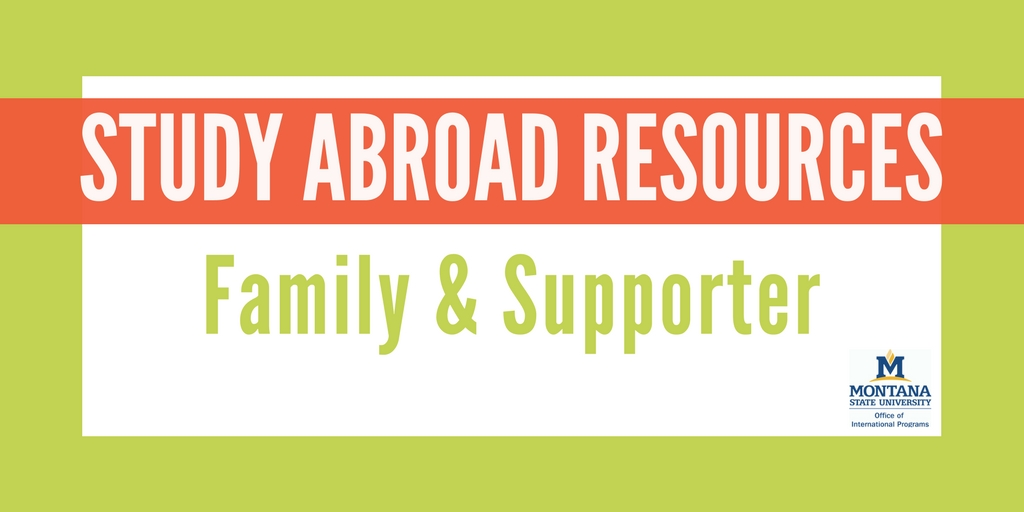 Family and Supporter Resource Page