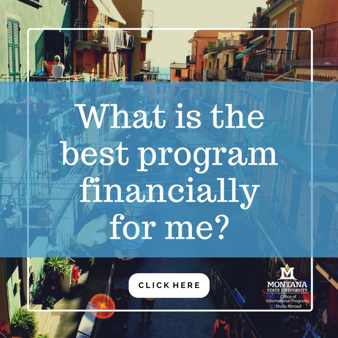 What is the best program financially for me?