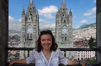 IoE undergraduate research student in Quito, Ecuador