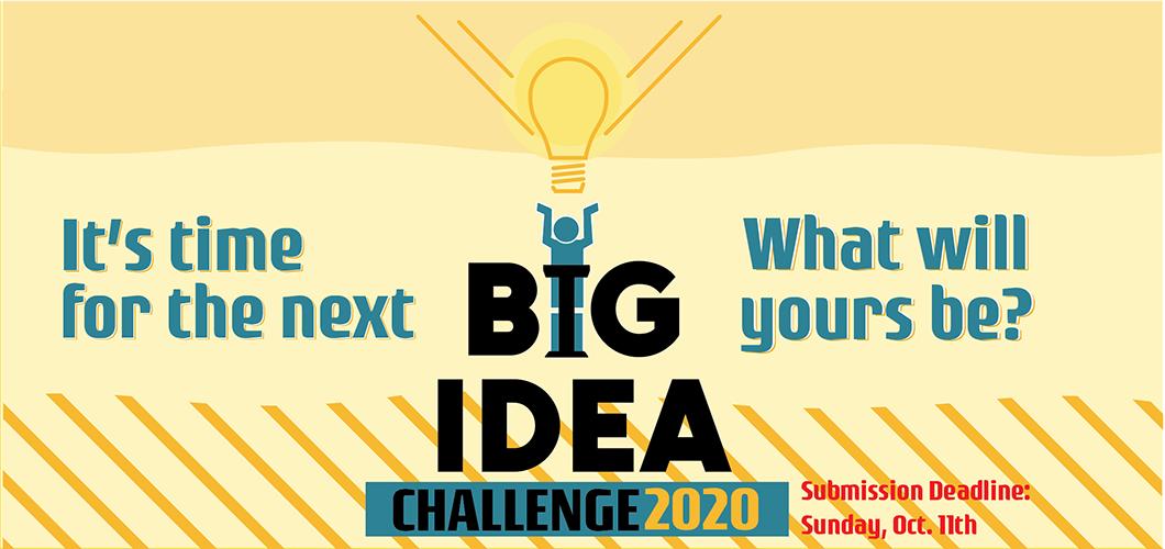 2020 Big Idea Challenge