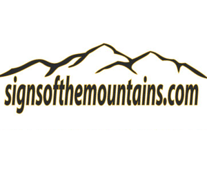 Signs of the Mountains Logo