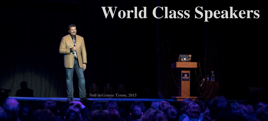World Class Speakers