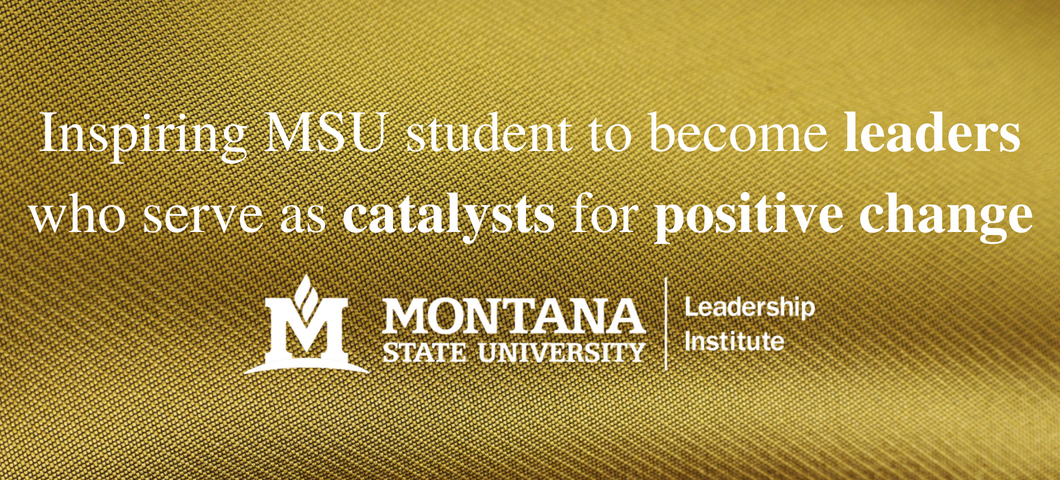 Inspiring MSU Students to become leaders who serve as catalysts for positive change