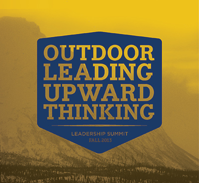 Outdoor Leading Upward Thinking