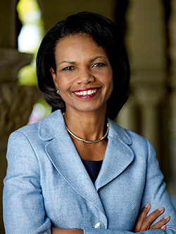 Dr. Condoleezza Rice