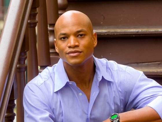 Wes Moore, Convocation Speaker, 2016