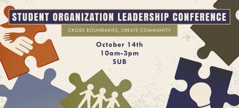 Student Organization Leadership Conference