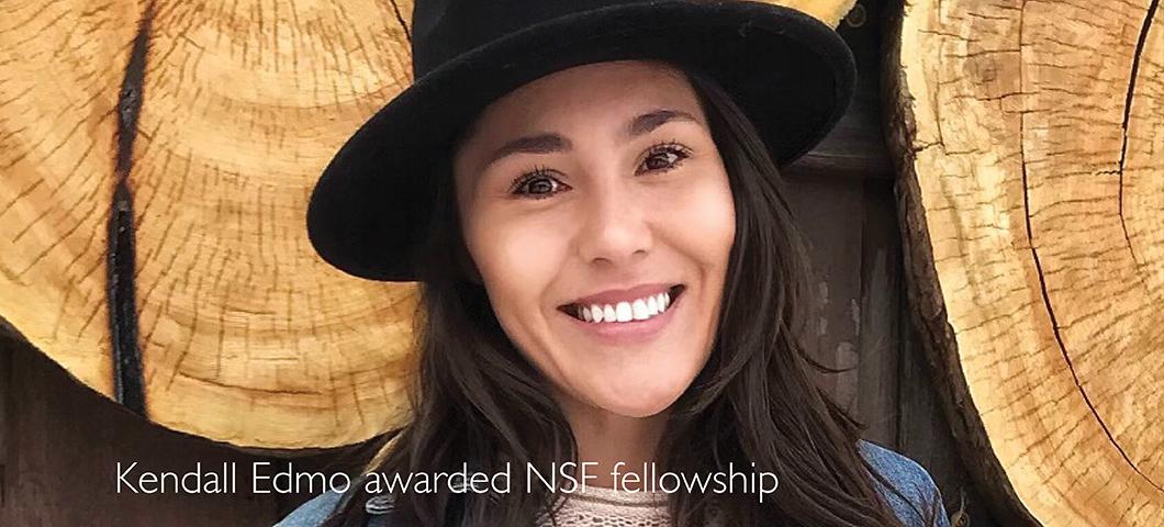 Kendal Edmo - NSF fellowship