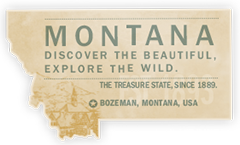 Montana: Discover the beautiful, explore the wild.