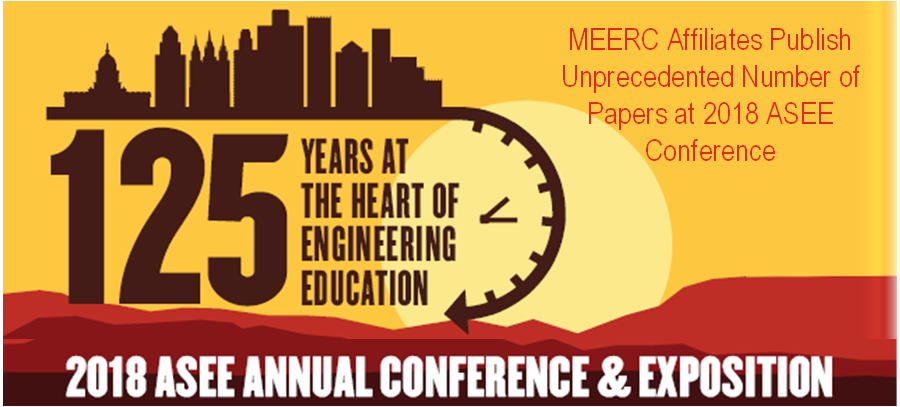 Large Conference Turnout Marks Milestone for MEERC
