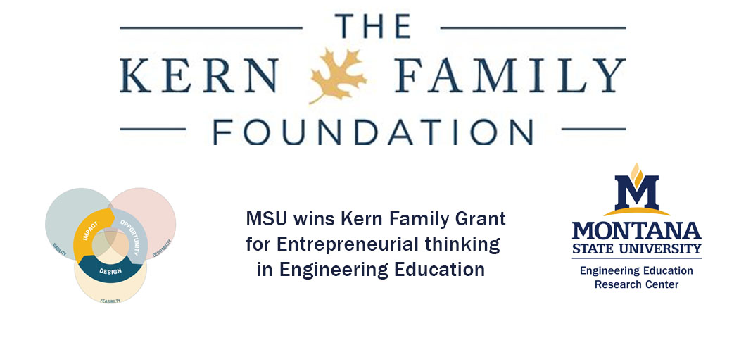 MSU wins Kern Family Grant for Entrepreneurial thinking in Engineering Education