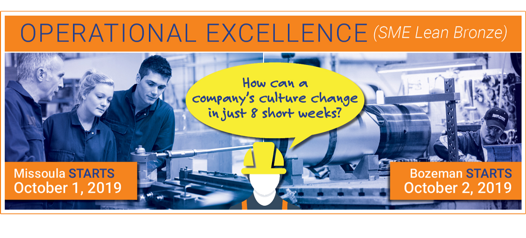 In just one day per week for 8 weeks, strengthen your firm's competitive advantage, be an employer of choice for top talent, accelerate growth, improve profits, gain new skills valuable to your employer and earn a nationally recognized credential.