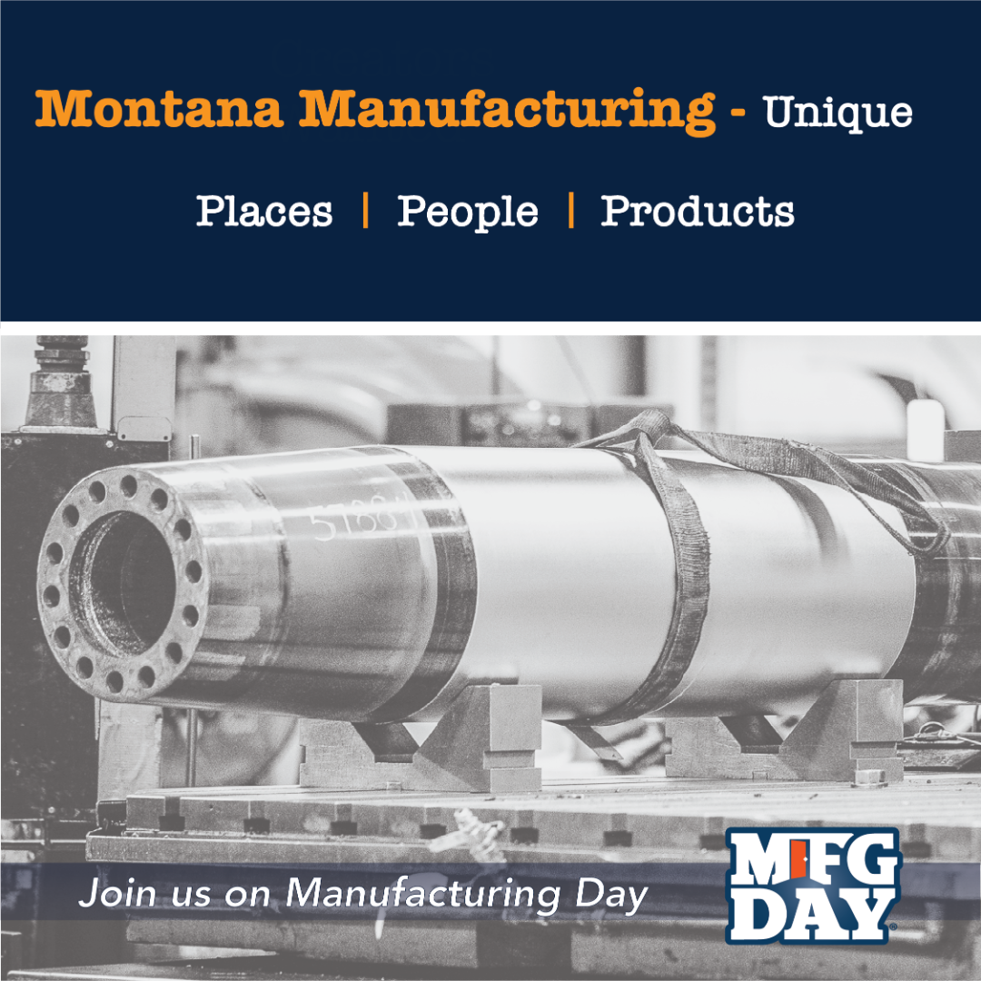 Instagram Montana Manufacturing Is unique people places products