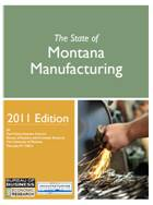 2013 State of MT Mfg