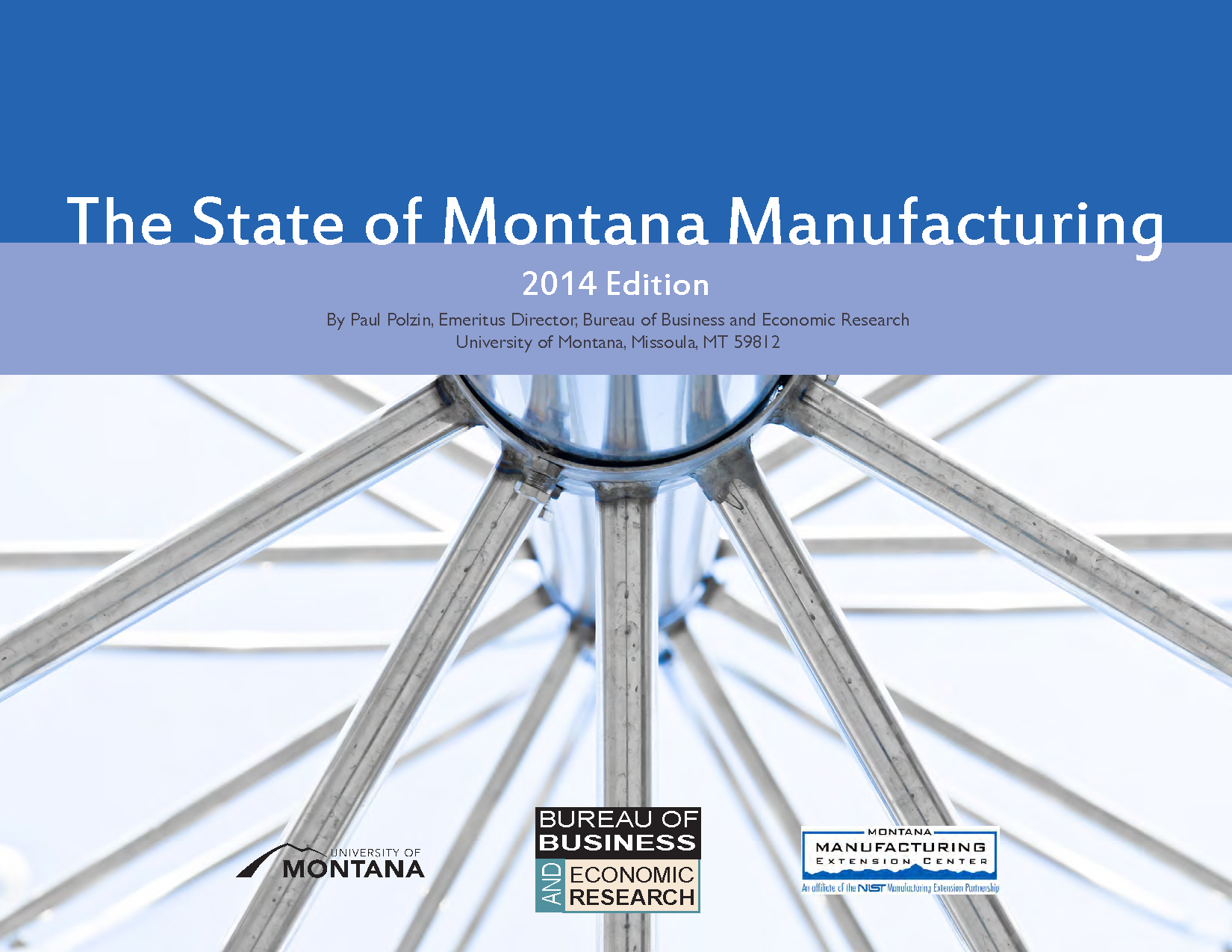 2014 state of Monana Manufacturing report
