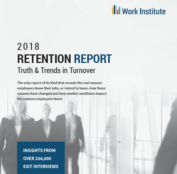 retention report cover