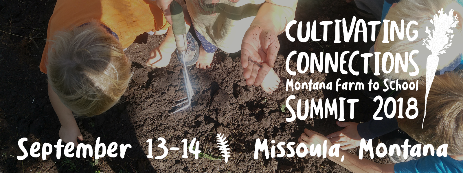 Registration is now open for the MT Farm to School School Summit!