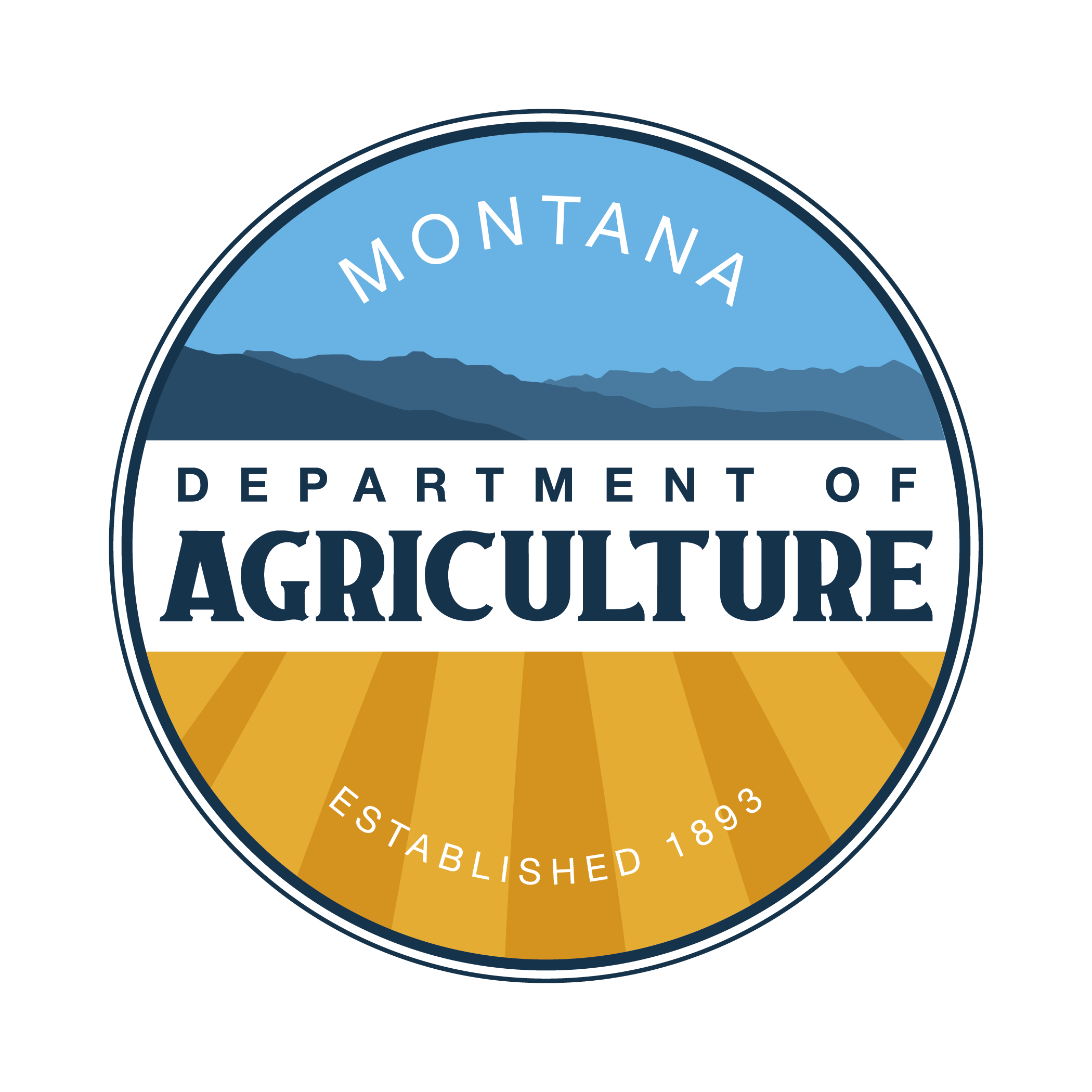MT Department of Agriculture logo