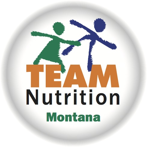 Montana Team Nutrition Program Logo