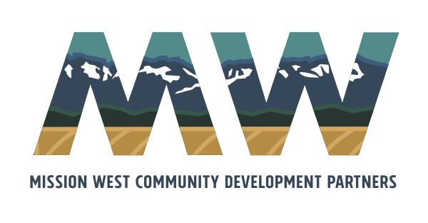 Mission West Community Development Partners logo