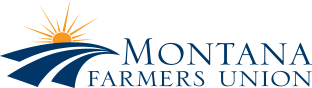 Montana Farmers Union logo