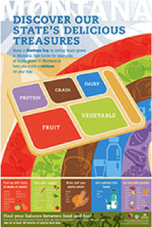 Discover Montana's Delicious Treasures Poster thumbnailDiscover Montana's Delicious Treasures Poster thumbnail