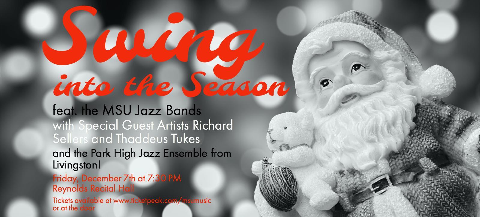 Swing into the Season Jazz Concert