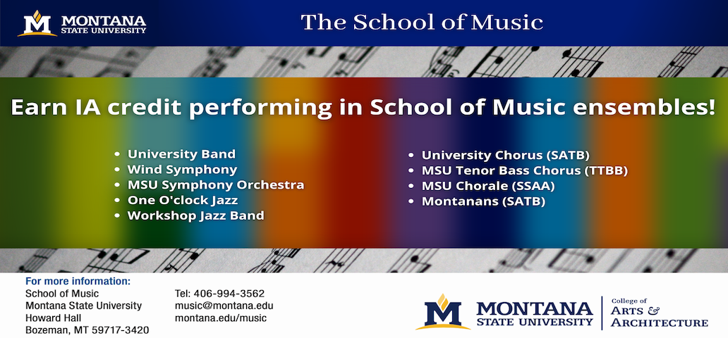 IA Ensemble Credit School of Music