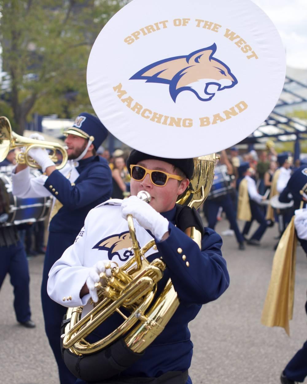 Spirit of the West - School of Music | Montana State University