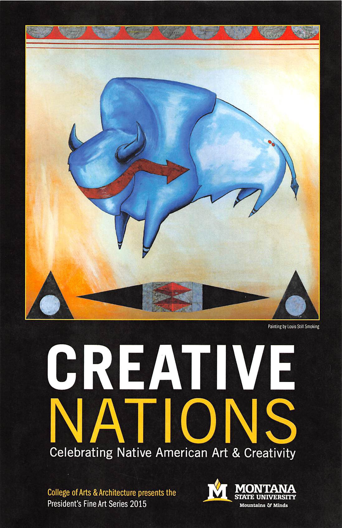 Creative Nations: President's Fine Arts Series