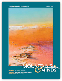 Spring 2010 Mountains & Minds