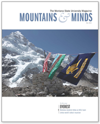 Fall 2012 Mountains & Minds