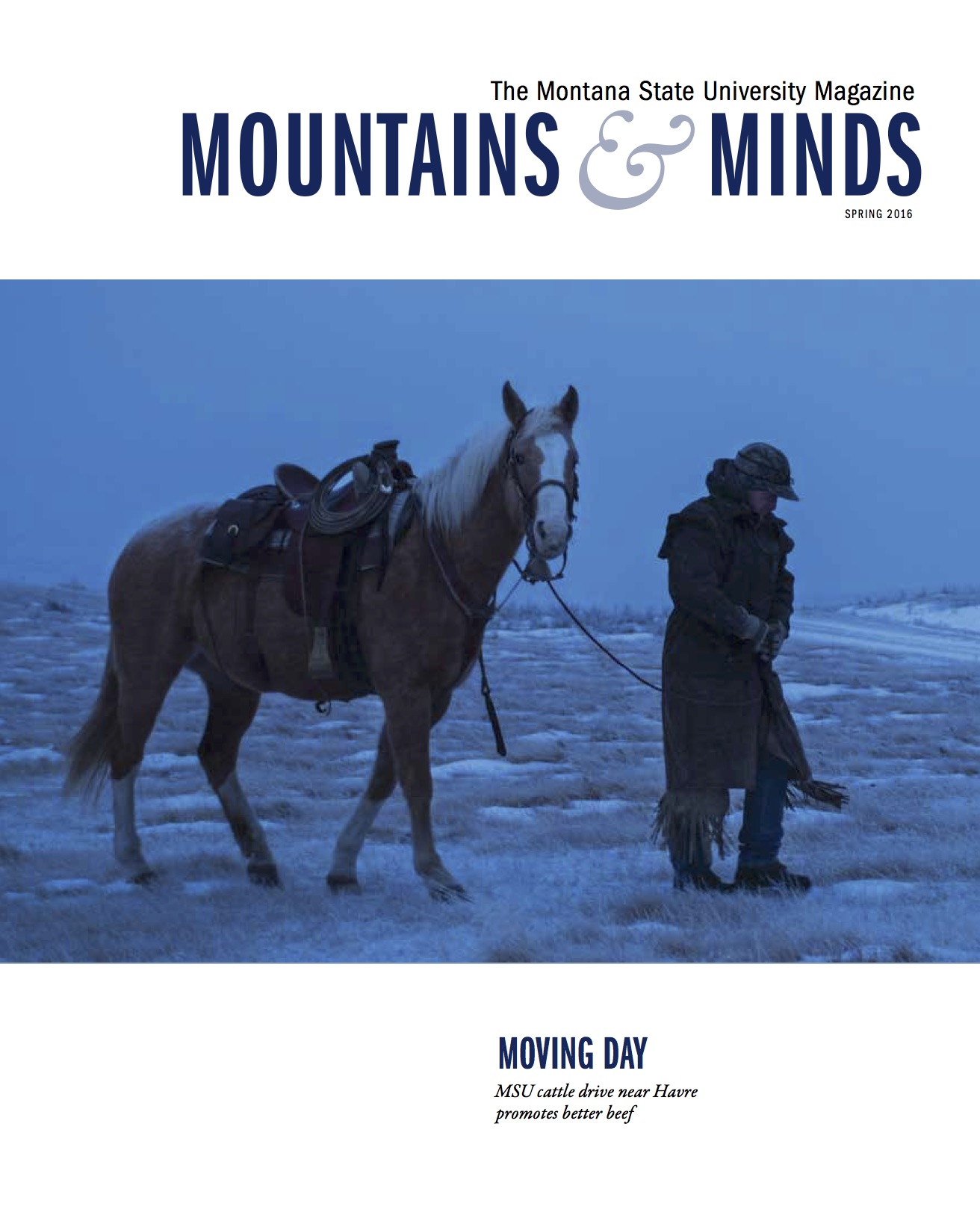 Spring 2016 Mountains & Minds