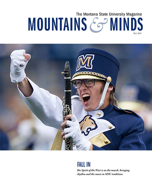 Mountains and Minds Fall 2017