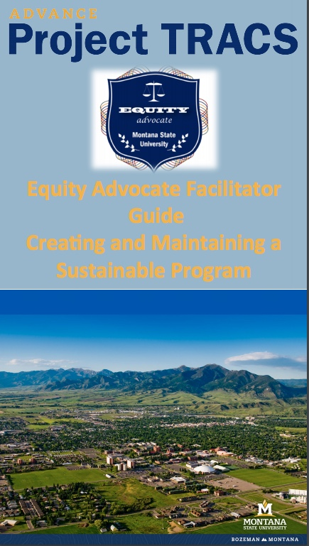 Equity Advocate Facilitator's Guide