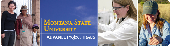 MSU ADVANCE Project TRACS Banner