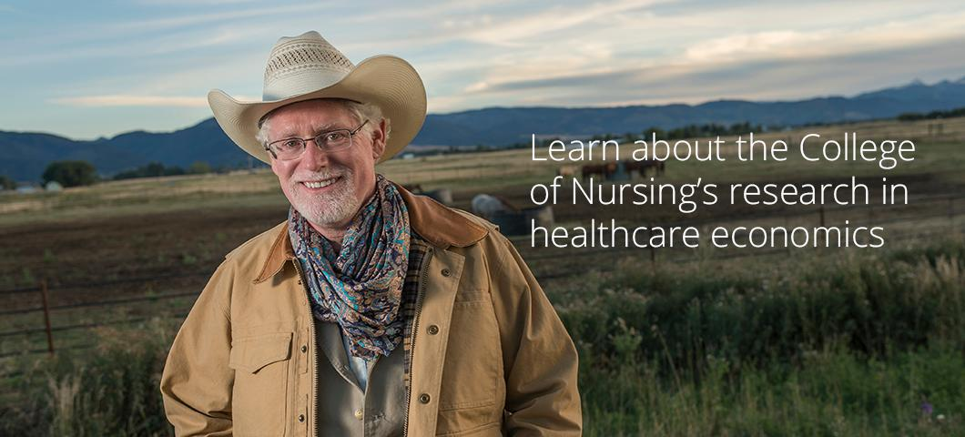 Learn about the College of Nursing's research in healthcare economics