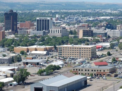 Billings, Montana city