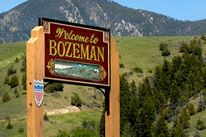 Welcome to Bozeman